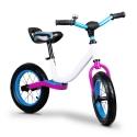 Balansinis dviratukas su skambuciu Multi White