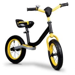 Balansinis dviratukas su skambuciu Multi Black