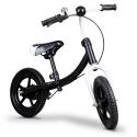 Balansinis dviratukas Funny Black su stabdžiu