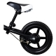Balansinis dviratukas Funny Black su skambučiu
