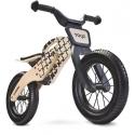 Medinis balansinis dviratis Toyz Natural