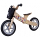 Medinis triratukas - balansinis dviratukas Cube 2in1