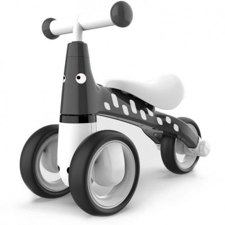 Mini triratukas - paspirtukas Black Dots