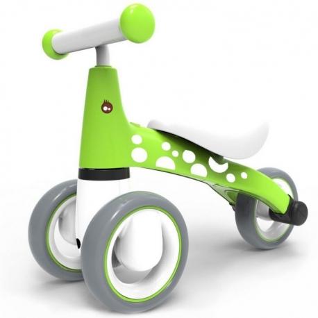Mini triratukas - paspirtukas Green Dots