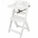 Medinė maitinimo kėdutė Safety1st Timba White