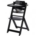 Medinė maitinimo kėdutė Safety1st Timba Black