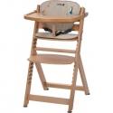 Medinė maitinimo kėdutė Safety1st Timba Natural + įdėklas