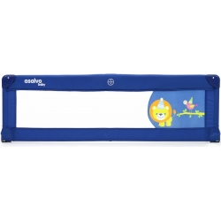 Apsauga lovai Asalvo Birthday Blue 140x43.5 cm.