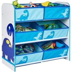 Žaislų dėžė - lentyna Dino