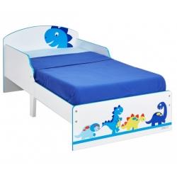 Medinė vaikiška lova Dino