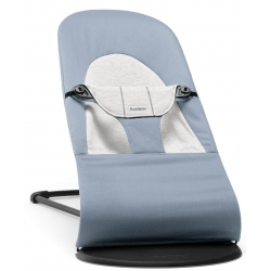 BabyBjorn Soft Cotton/Jersey Blue