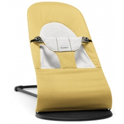 BabyBjorn Soft Cotton/Jersey Yellow