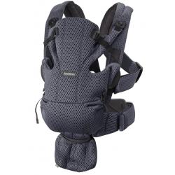 BabyBjorn nešioklė Move Anthracite 3D Mesh