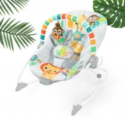 Bright Starts vibro kėdutė – Safari