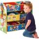 Žaislų lentyna - komoda Paw Patrol