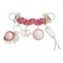 Pakabinamas žaislas Canpol Babies Pastel Pink