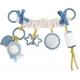 Pakabinamas žaislas Canpol Babies Pastel Blue