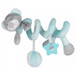 Pakabinamas žaislas - spiralė Bears Mint
