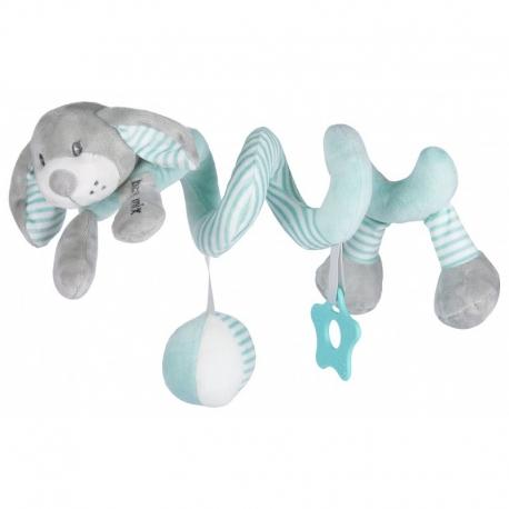 Pakabinamas žaislas - spiralė Puppy Mint