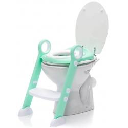 Tualeto treneris su minkšta sėdyne