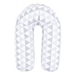 Nėščiosios pagalvė Triangle 210 cm.