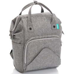 Krepšys - kuprinė Fillikid Grey Melange