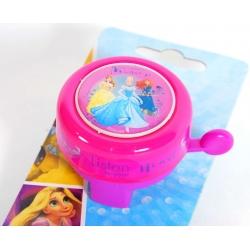 Vaikiškas dviračio skambutis Disney Princess
