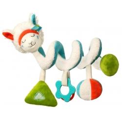 Pakabinamas žaislas - spiralė BabyOno Lama