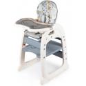 Kėdutė–transformeris Grey Mouse
