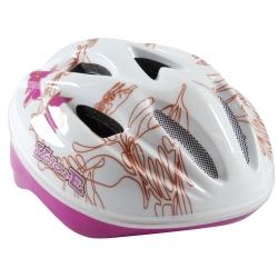Apsauginis dviratininko šalmas Deluxe White
