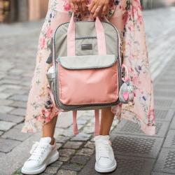 Krepšys - kuprinė BabyOno London Pink