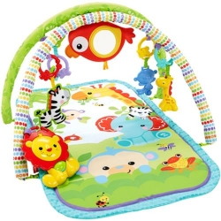 Lavinimosi kilimėlis Fisher Price Rainforest Friends