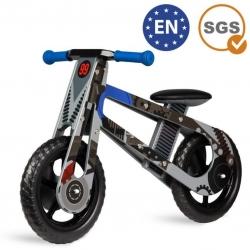 Medinis balansinis dviratis Races