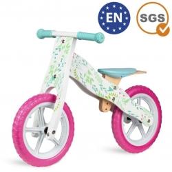 Medinis balansinis dviratis Flower