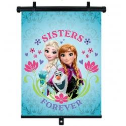 Užuolaidėlė Disney Frozen nuo saulės-roletas (1 vnt.)