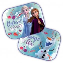 Disney Frozen užuolaidėlė nuo saulės, 2 vnt.