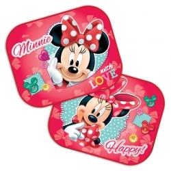 Disney Minnie užuolaidėlė nuo saulės, 2 vnt.