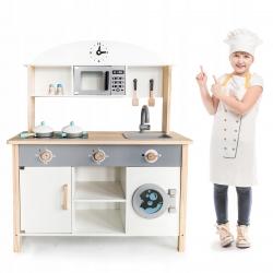 Vaikiška virtuvėlė su skalbimo mašina