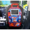 Auto sėdynės apsauga-daiktų krepšys 2 in 1 Cars