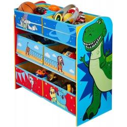 Komoda - žaislų lentyna Toy Story
