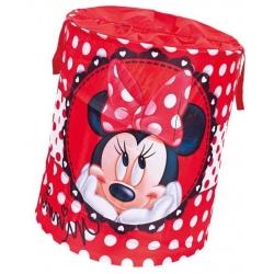 Pop Up apvalūs žaislų krepšys Disney Minnie