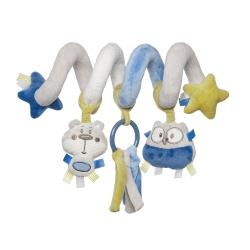 Canpol Babies pakabinamas žaislas - spiralė Friends