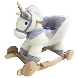 Supamas Unicorn - stumdukas su garsais