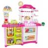 Virtuvėlė - parduotuvė Pink 2in1