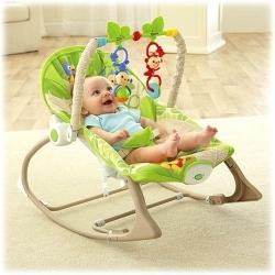 Vibro kėdute – gultukas Infant to toddler rocker