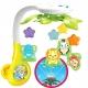 Muzikinė karuselė su projekcija Smily Play Animal Friends