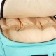 Krepšys - kuprinė kūdikio daiktams