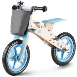 Medinis balansinis dviratis Blue Comfort