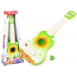 Plastikinė gitara SunFlower