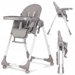 Kidwell maitinimo kėdutė Bento Grey_White